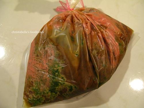 長白小館醬料包