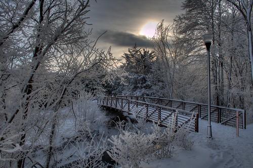 Winter in Ord