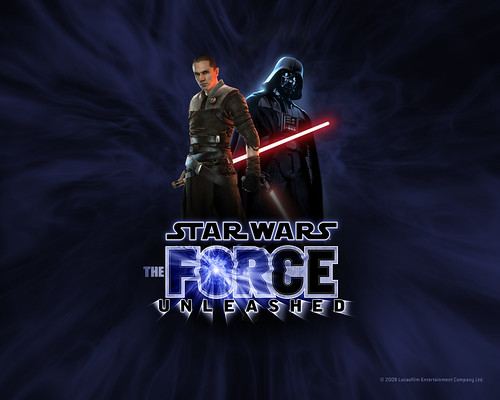 star wars force unleashed wallpaper. star wars the force unleashed