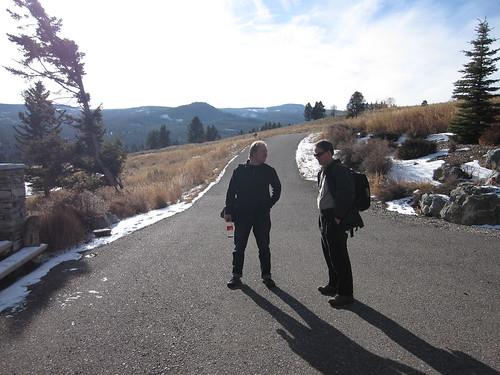 montana - into the sun
