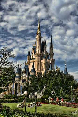 Magic Kingdom by CecillePL