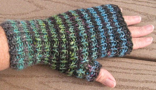 Noro Striped Mitts