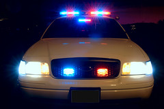 Police Car Lights by davidsonscott15