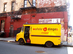 wafels & dinges truck