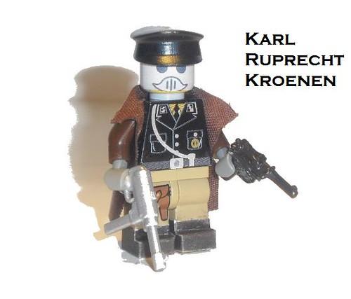 Karl Ruprecht Kroenen custom minfig