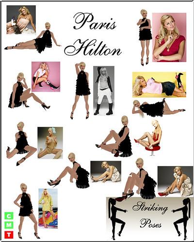 Paris Hilton Fatpack