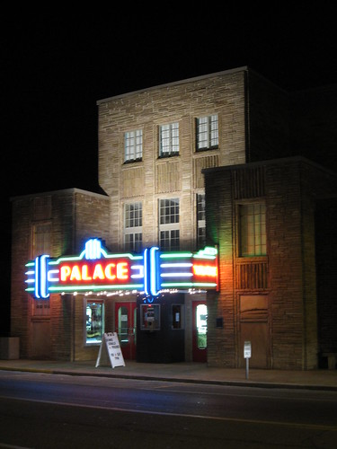 Palace Theatre in Crossville