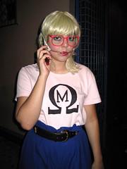 Jen (coryallegory) Tags: nerd se7en wigout