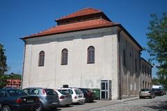 Sandomierz, Małopolska, Poland (LeszekZadlo) Tags: city building heritage history architecture site europe eu synagogue poland polska polen historical polonia ue pologne małopolska