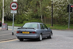 Ford Sierra RS Cosworth Sapphire (Rally Pix) Tags: ford sierra rs sapphire cosworth