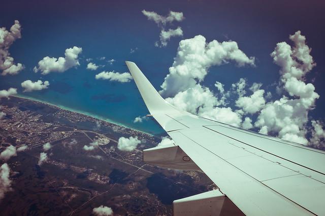 Miami landing