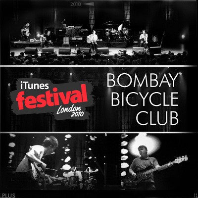 Bombay-Bicycle-Club---iTunes-Festival-Lon