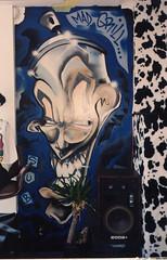 Sub, DF, FX, Mad Grill Graff Shop, NY - 93-94? (BIGAWK) Tags: