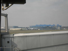 Airbus Beluga Carrier at Toulouse Airport