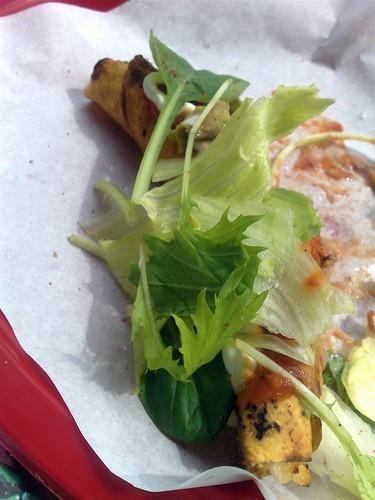 chickon taco