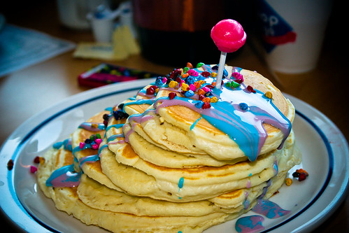 how to make cupcake pancakes from ihop
