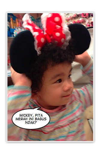 Minnie Wannabe