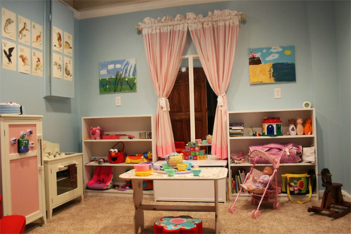 playroom, nearly done!