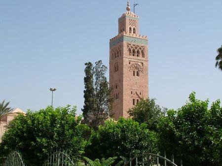 Mezquita Koutubia
