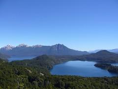 Bariloche - Cerro Lopez - lac Nahuel Huapi