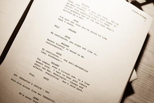 screenplay sample