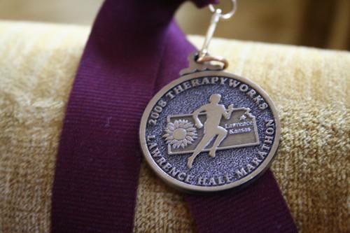 2008 Lawrence Half Marathon