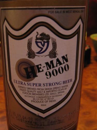 He-Man 9000 beer