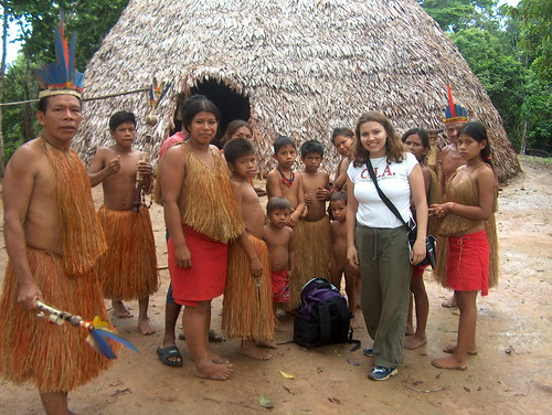 Lucy & some of the tribe