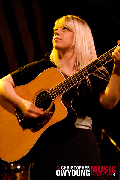 Basia Bulat @ Bowery Ballroom - 29.02.2008