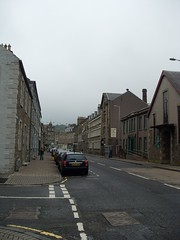 Buccleuch Street, Hawick (cessna152towser) Tags: mill factory workplace textiles hawick