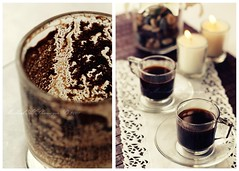 Turkish Coffee Reader (Mashael Al-Shuwayer) Tags: food coffee digital canon eos reader turkish hafiz  400d    mashael alshuwayer abdelhalem