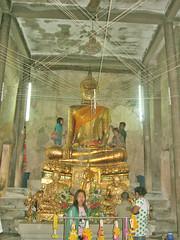 Wat Bangkung - Unseen Thailand วัดบางกุ้ง จังหวัด สมุทรสงคราม สักการะ หลวงพ่อนิลมณี