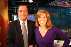 Fox@Intel -- Intel CEO Paul Otellini and Fox Anchor Liz Clamen