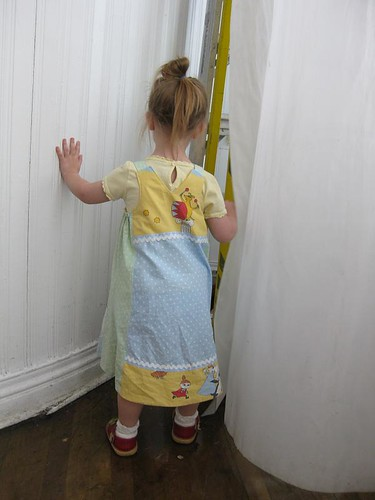 the moomin dress!