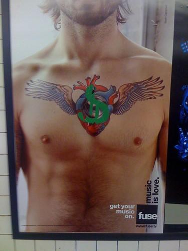 Small Money Bag Tattoo: Wiggchancovi: Money Sign Tattoos