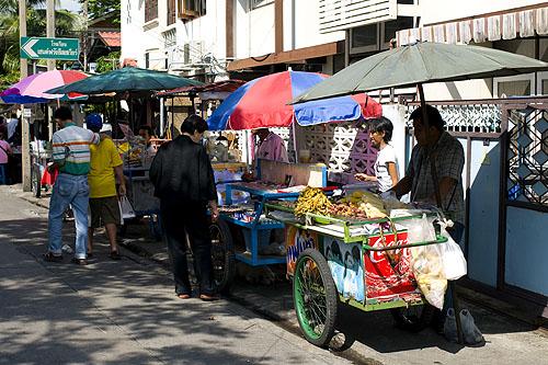 Bangkok's Sunday Vietnamese market