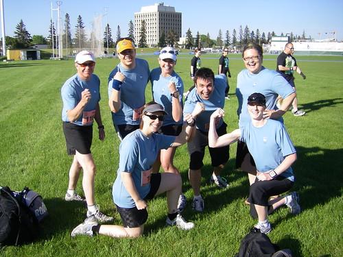 corporate challenge 2008