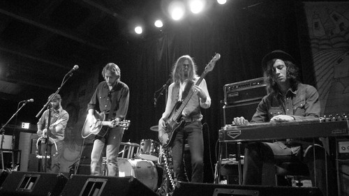 Hayes Carll & Band