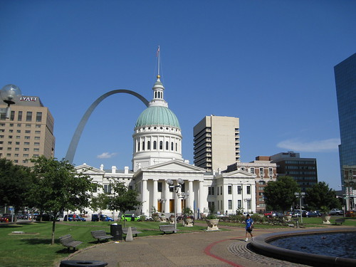 Downtown St. Louis by ChrisYunker, on Flickr