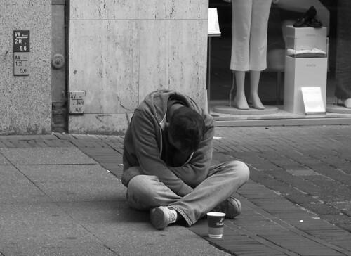 Jeder 7. Hamburger ist von Armut betroffen ©jphintze/flickr.com