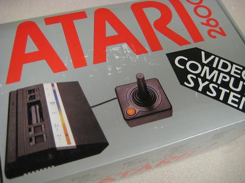 Atari 2600 Jr. Box