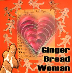 Ginger Bread Woman.. (craigless64) Tags: life music art collage digital photoshop creativity design artist song unique album irony craig hop tune morrison quip cmor