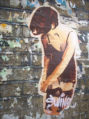 Roxanne (Fritenks) Tags: streetart london tian bricklane londra