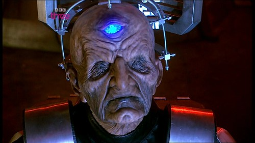 Davros is back