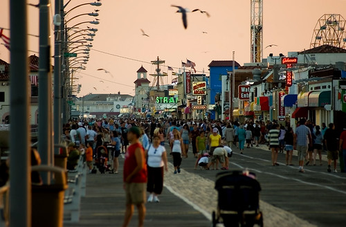 OC boardwalk by ajshortmac.