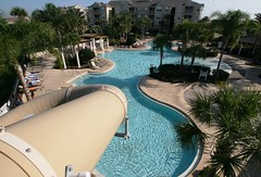 Windsor Hills kissimmee villa with water park