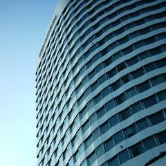 【写真】ミニデジで撮影したインターコンチネンタル 東京ベイ ホテル
