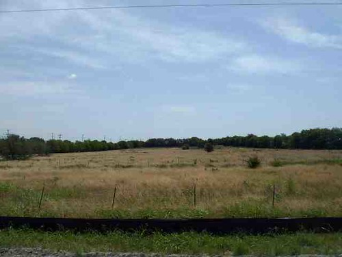 Open field, Allen, Texas