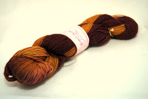Lornas Laces Sheperd Sock 8164. Fall Flight