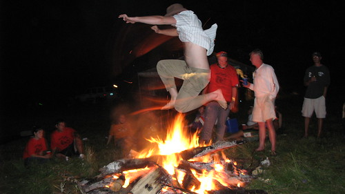 fire jumper